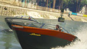 GTA5 船